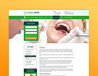 Website Dental Clinic