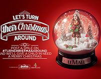 Le Mall Christmas ads 2015