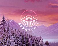 AVEN YURTS (branding)