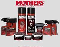 Mothers Product Design Concept (3D)