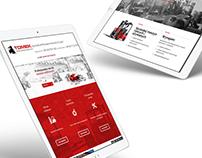 Tomek-serwis Website