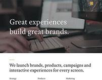 Studio9 - Creative WordPress Theme by Simon Bouchard