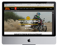 Royal Enfield Rides redesign