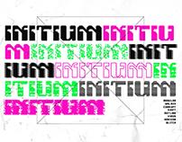 INITIUM - FREE FONT