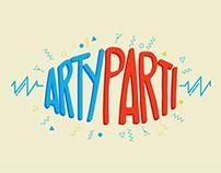 ArtyParti - Logo Design