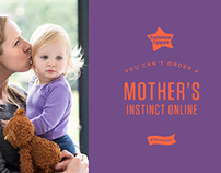 Tommee Tippee Shoot - Parent on Campaign