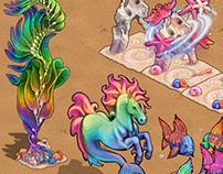 Fantasy Kingdoms Facebook Game