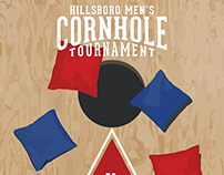 Cornhole Tournament Event Design