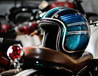 Kustom Helmets compilation -  FOR SALE !!!
