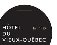 Hôtel du Vieux-Québec