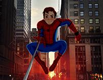 Spiderman: Homecoming Edition