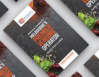 Melbourne Vending Capabilities Brochure