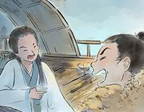 九州怪谈 #15 王六郎