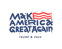 TRUMP★PACK |       FREE Stickers for Telegram