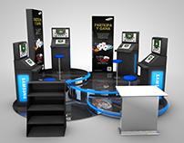 Campaña Samsung Luchy Ace 4 - Concepto completo.