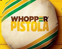 Whopper PISTOLA