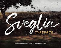 Sveglia Typeface