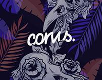CORVUS Illustration Set