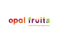 Opal Fruits (Branding)