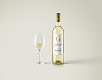 Etichette vini bianchi