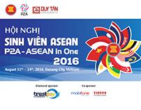 P2A - ASEAN in One 2016 in Danang, Vietnam