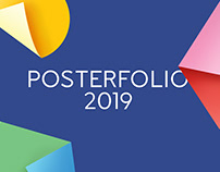 Posterfolio 2019: Concert Posters, Event Posters