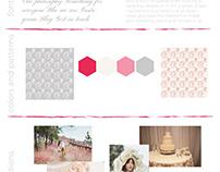 Velvet Caketering - responsive webdesign