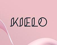 Kielo - Free font