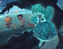 Afraid of Halloween