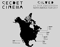 Secret Cinema - North America Tour 2017