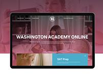 WASHINGTON ACADEMY ONLINE