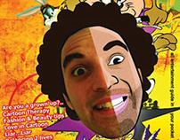 Life in Cartoon issue 43 - Ugo Magazine Guide - 2009