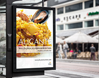 Alicante Advertising visit project
