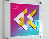 Logo Agenda Media