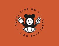 SUSHI CLUB NO 7