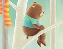 FCE- Un oso enojoso