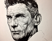 Portrait of Beckett