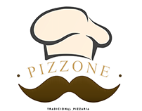 "Art Visual ""Pizzone Pizzaria """
