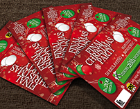 Tickets for Final Christmas Party