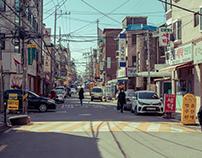 Lost in Seoul