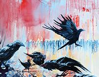management -birds-human