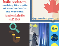Authors For Indies