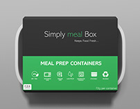 MEAL PREP BOX