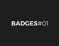 Badges Collection #01