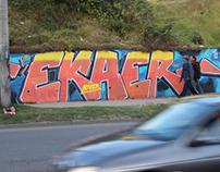 Graffiti/Muralism