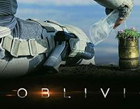 OBLIVION Style Title