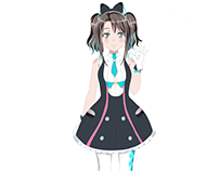 Hatsune Mii-kun magical mirai 2016