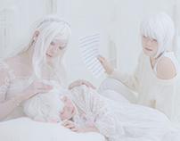 portrait * 創作 * albino