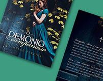 O demônio no campanário - Projeto Editorial completo