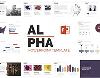 Alpha | Powerpoint Presentation Template